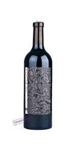 Фантом 50/50 Винодельня Ведерников красное сухое вино 2014 год, 0,75 л в подарочной коробке