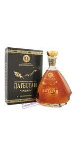 Дагестан КС Кизлярский коньяк марочный 10 лет, 0,7 л в подарочной упаковке