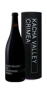 Санджовезе Kacha Valley красное сухое вино 1,5 л в тубусе