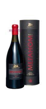 Меганом резерв Солнечная Долина красное сухое вино в подарочном тубусе, 1,5 л