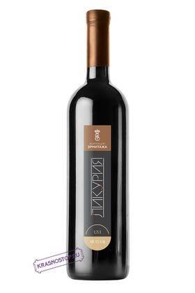 Эрмитаж Ликурия красное сухое вино, 0,75 л