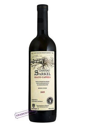 Шато Саркел Цимлянские вина красное сухое вино 2014 год, 0,75 л