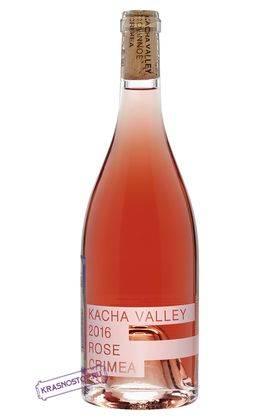 Rose Kacha Valley розовое сухое вино 2016 год, 0,75 л