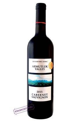 Бастардо Баракольская Долина Коктебель красное сухое вино, 0,75 л