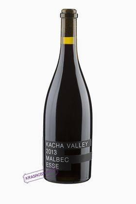 Мальбек Kacha Valley красное сухое вино 2015 год, 0,75 л