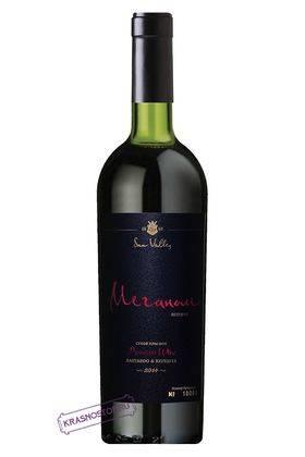 Меганом резерв Солнечная Долина красное сухое вино 2016 года, 0,75 л