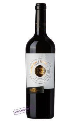 Мерло Премиум Резерв Винодельня Юбилейная красное сухое вино, 0,75 л