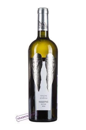 Ангелы и Демоны Кубань Вино белое сухое вино, 0,75 л