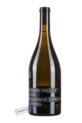 Долинное Kacha Valley белое сухое вино 2015 год, 0,75 л