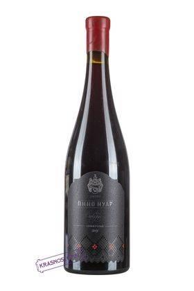 Пино нуар Имение Сикоры красное сухое вино 2016 год, 0,75 л