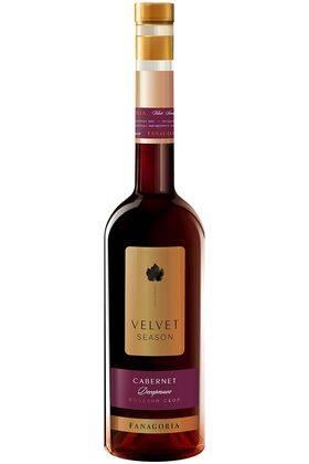 Velvet Season каберне Фанагория красное сладкое вино, 0,5 л