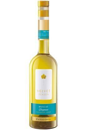 Velvet Season мускат Фанагория белое сладкое вино, 0,5 л