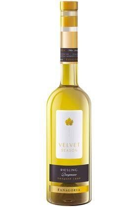 Velvet Season рислинг Фанагория белое сладкое вино, 0,5 л