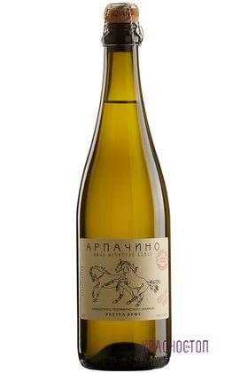 Пухляковский Вина Арпачина экстра брют белое игристое вино, 0,75 л