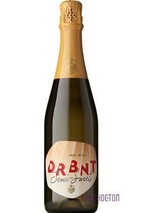 DRBNT полусладкое белое игристое вино 0,75 л