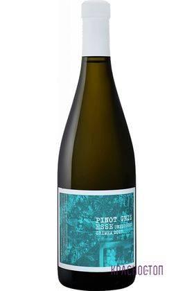 Пино Гри Esse Unplugged белое сухое вино, 0,75 л