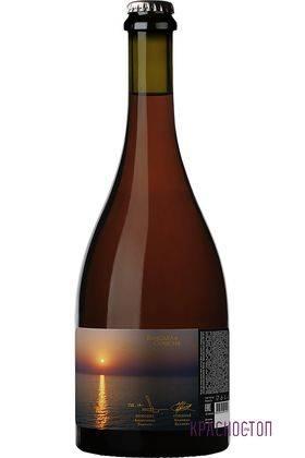 Петнат Фанагория экстра брют розовое игристое вино, 0,75 л