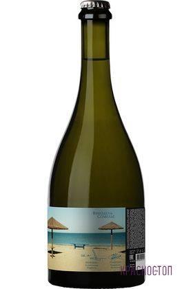 Петнат Фанагория экстра брют белое игристое вино, 0,75 л