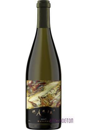 Шардоне Mantra белое сухое вино, 0,75 л