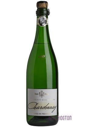 Шардоне Кюве Де Престиж Новый Свет экстра брют белое игристое вино, 0,75 л