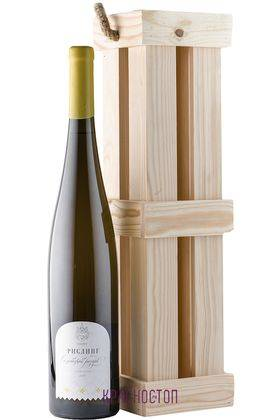 Рислинг Семейный Резерв Сикоры белое сухое вино в бутылке магнум 1,5 л