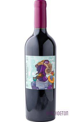Каберне Совиньон Морской Шато Пино красное сухое вино, 0,75 л
