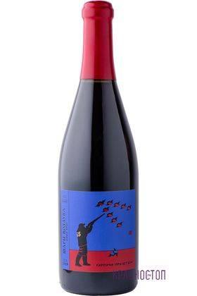 Пино Нуар Кирпичи Прилетели Шато Пино красное сухое вино, 0,75 л