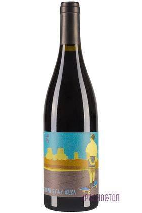 Барбера Jeka Uppa Winery красное сухое вино, 0,75 л
