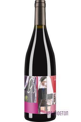 Пино Нуар Carbonic Uppa Winery красное сухое вино, 0,75 л