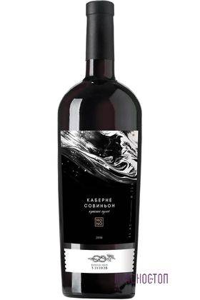 Каберне совиньон Моно красное сухое вино 0,75 л