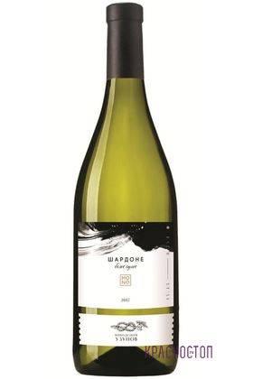 Шардоне Моно белое сухое вино 0,75 л